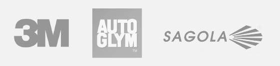 Pinturas y accesorios para automóvil 3M, Autoglym, Sagola